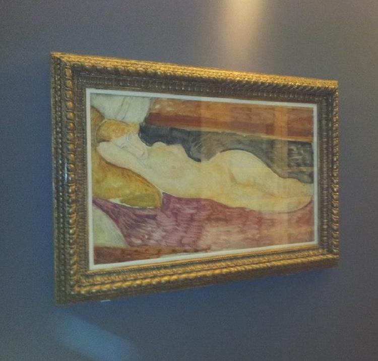 Roma. Galleria nazionale d'arte moderna