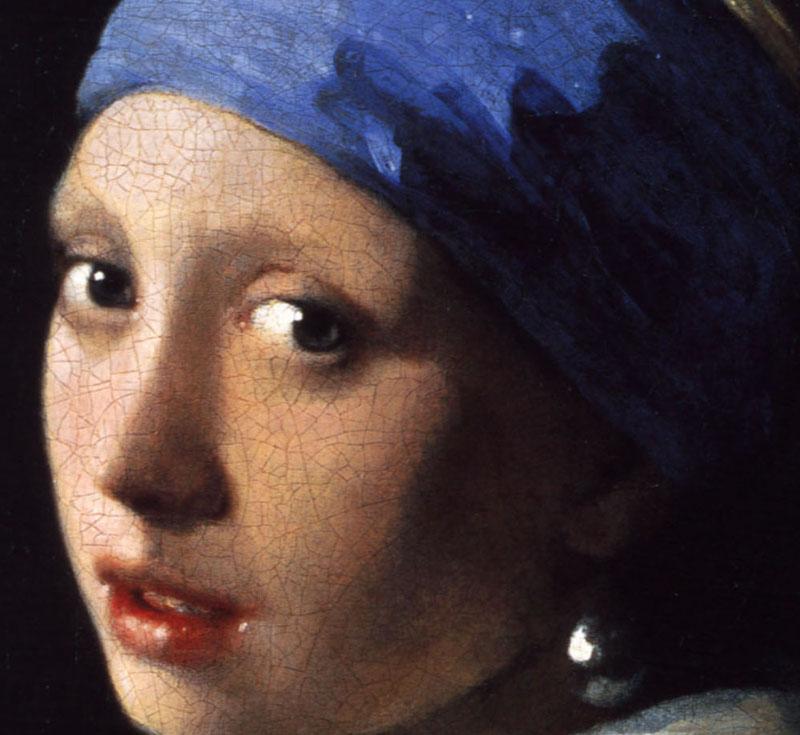 ragazza con l'orecchino di perla | Vermeer