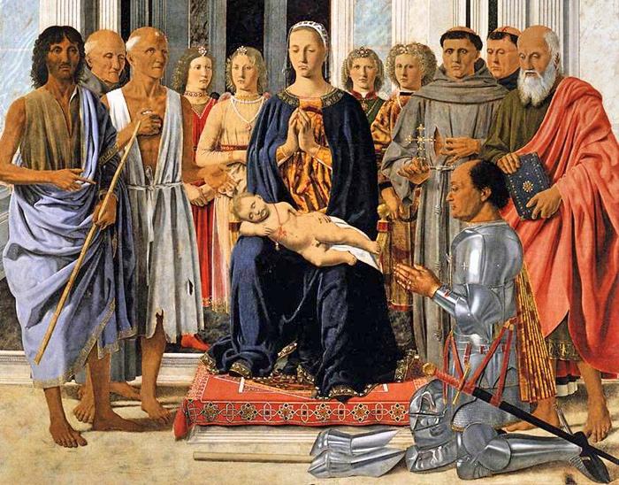 Piero della Francesca | Pala Brera