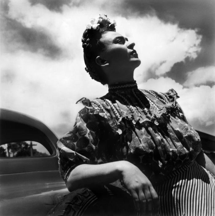 Frida kahlo | Leo Matiz