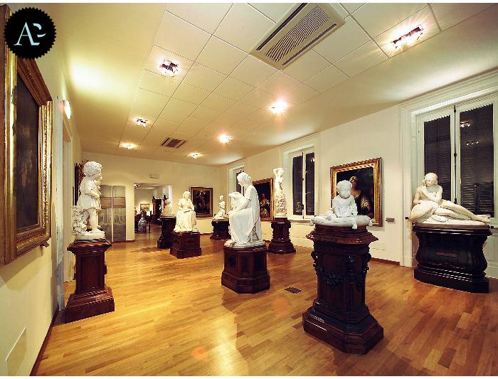 Palazzo Zuckermann | sculture
