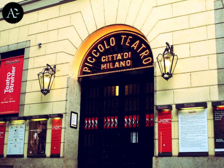 Piccolo Teatro | Palazzo Carmagnola | Milano
