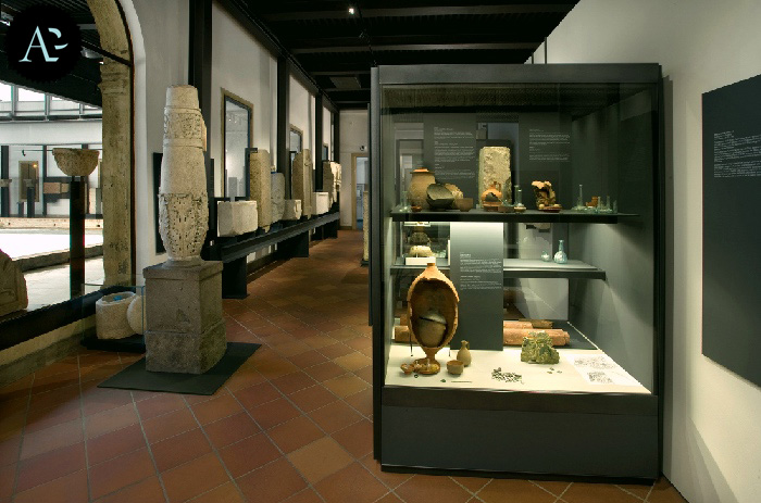 Musei Eremitani | Museo archeologico