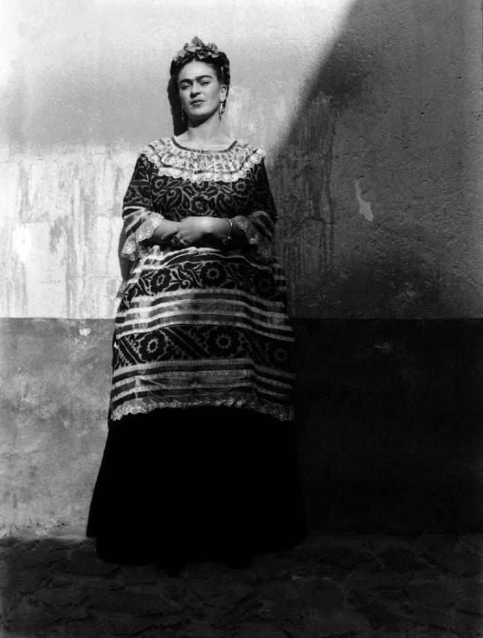 foto Leo Matiz | Frida Kahlo