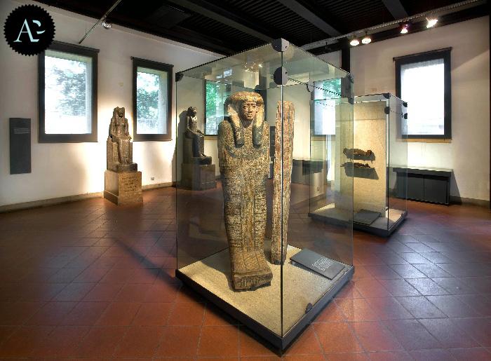 Museo eremitani | sala egizia