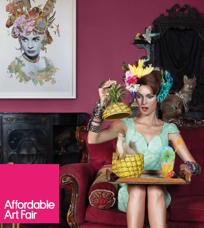 Affordable Art Fair 2016 | Milan