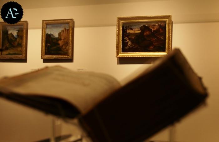 Aldo Manuzio  mostra libro a Venezia