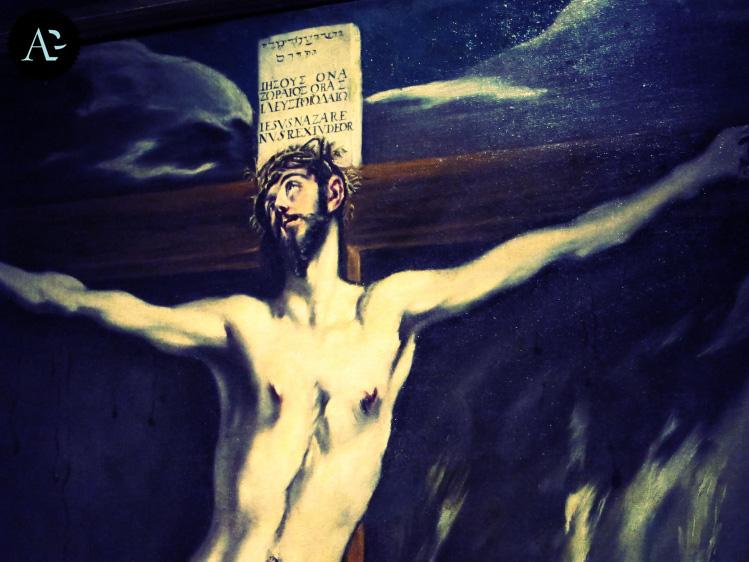 El Greco   crocifissione