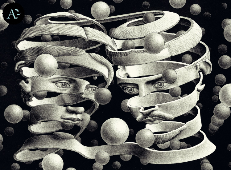 Vincolo d'unione | Escher