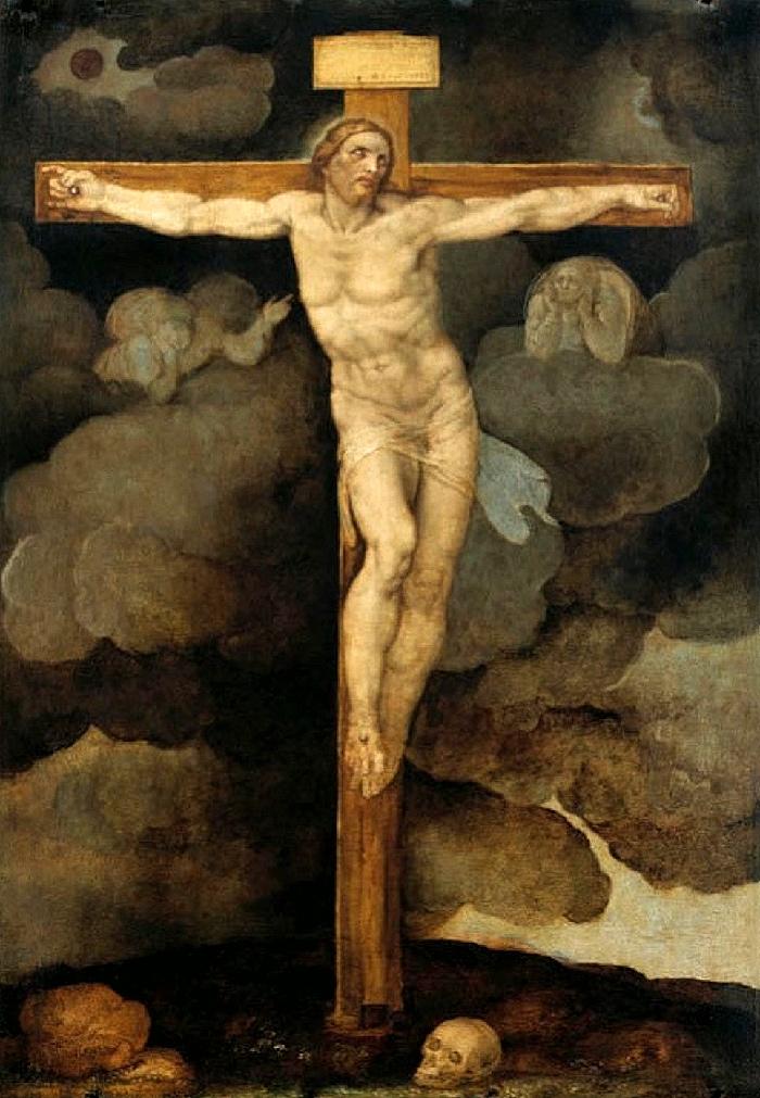 Michelangelo Buonarroti   Crocifissione