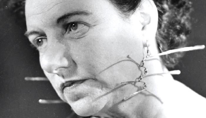 Peggy Guggenheim | calder earrings