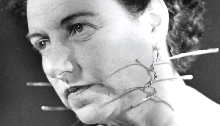 Peggy Guggenheim | orecchini Calder