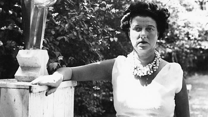 Peggy Guggenheim | garden Guggenheim Collection