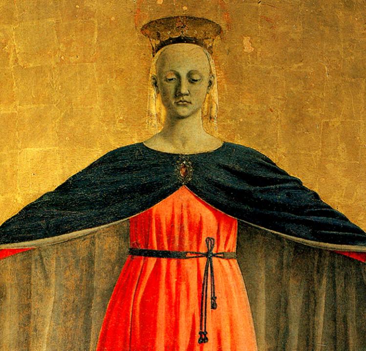 Piero della Francesca | exhibition Forlì