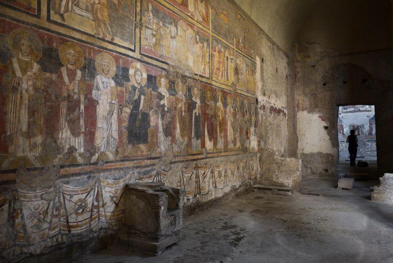 Church of Santa Maria Antiqua | Rome