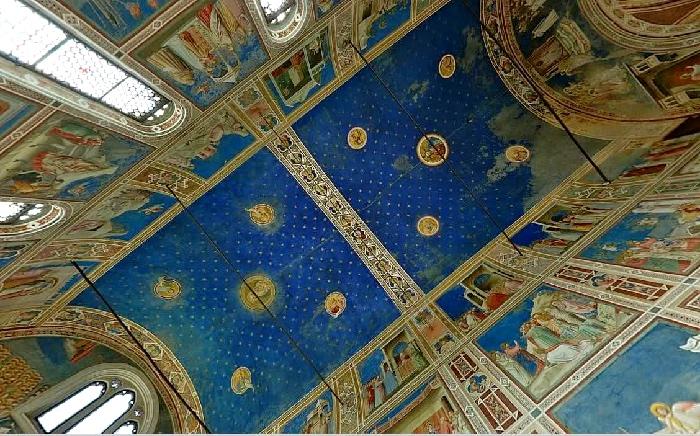 cappella degli scrovegni | interno