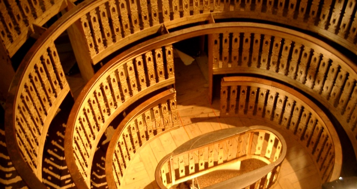 University of Padua | anatomical theatre