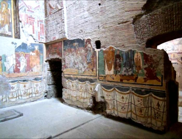 Basilica di Santa Maria Antiqua