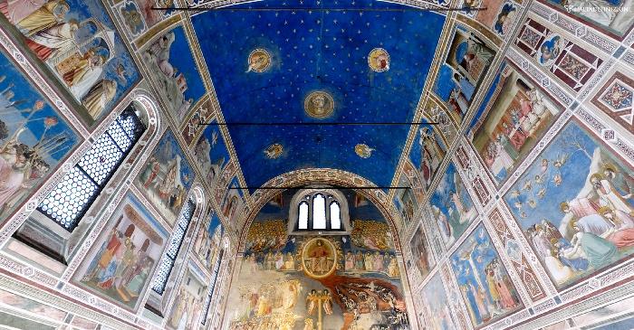 Giotto | Cappella degli Scrovegni