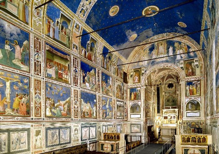 Scrovegni Chapel inside