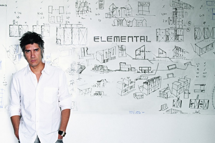 Alejandro Aravena | curator of 15th edition of Biennale Architettura in Venice
