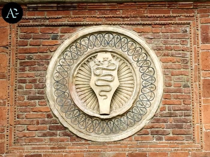 Biscione | simbolo Milano