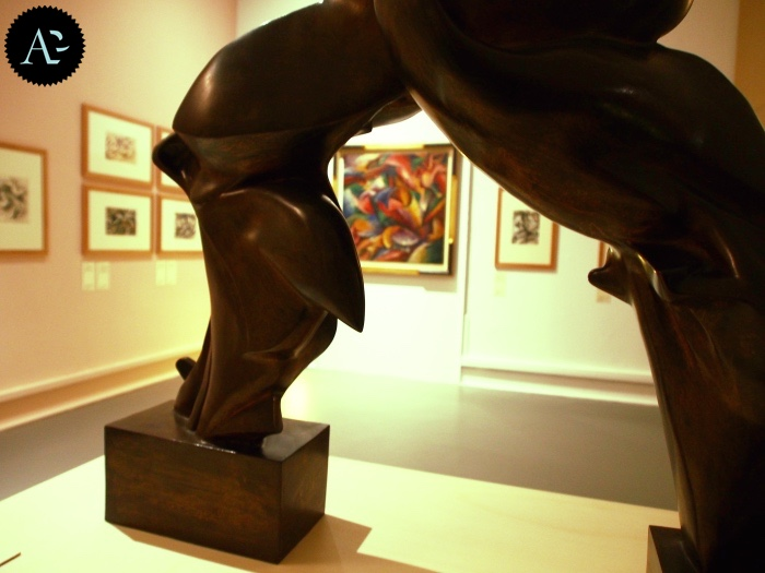 Boccioni | sculptures and paintings