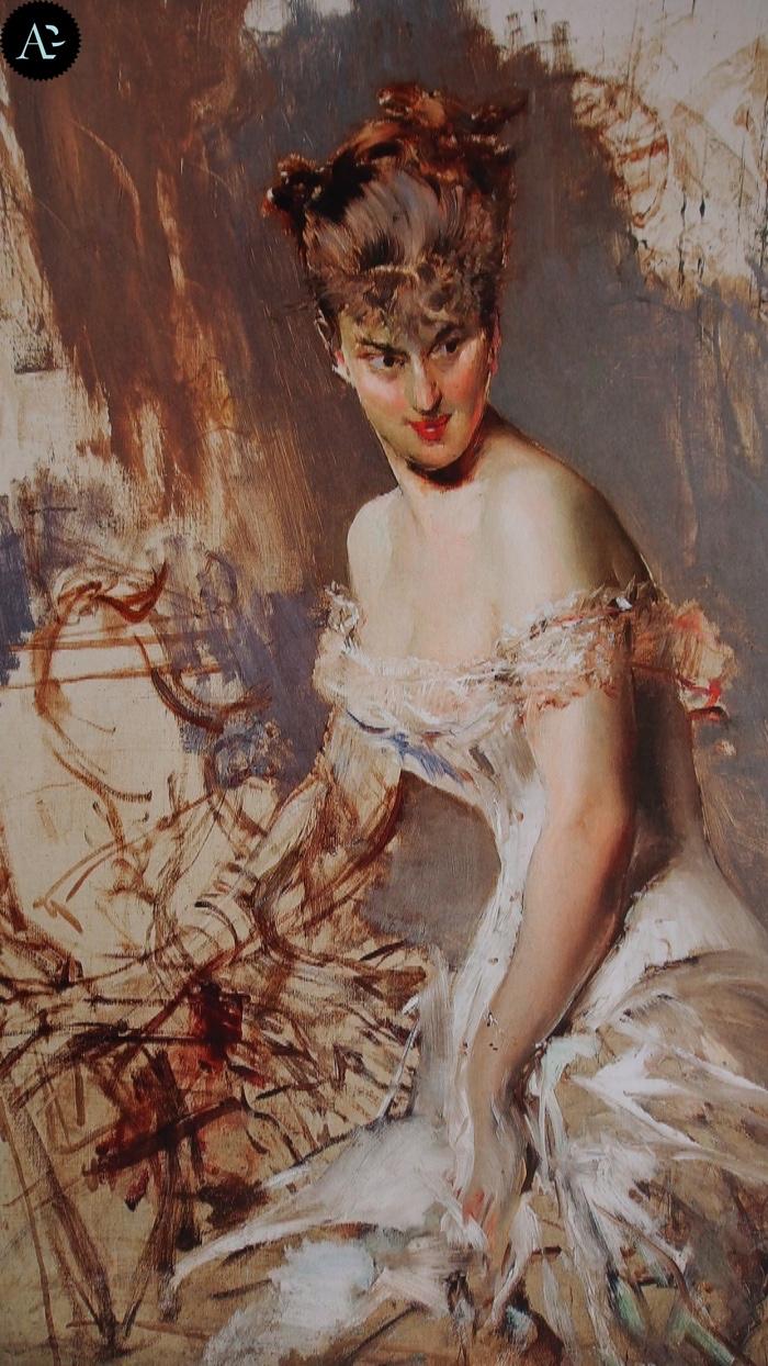 Giovanni Boldini | Alice Regnault