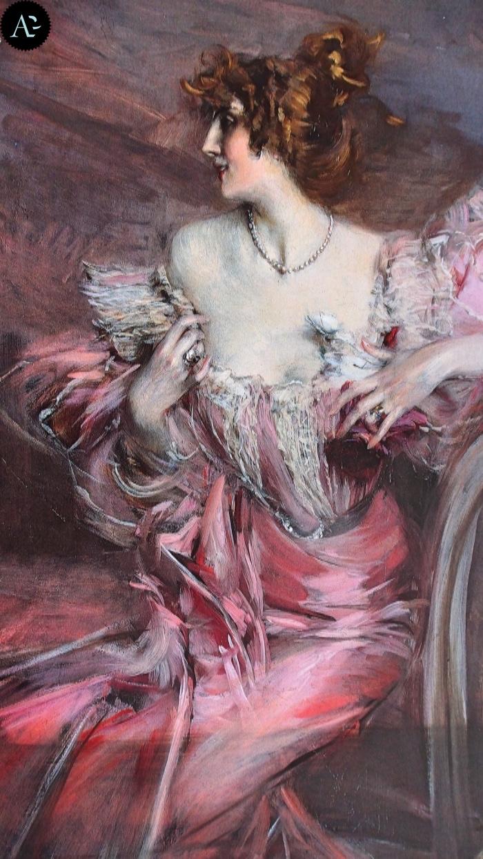 Giovanni Boldini | Madame de Florian