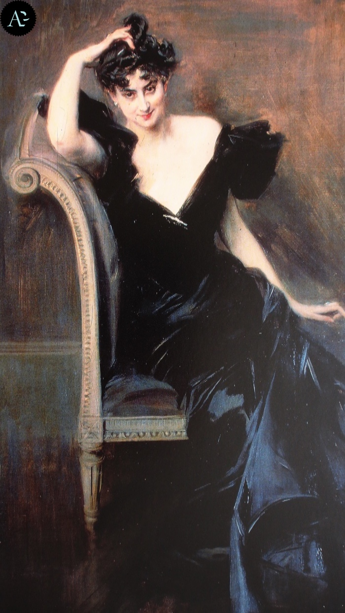 Giovanni Boldini | Madame Veil Picard