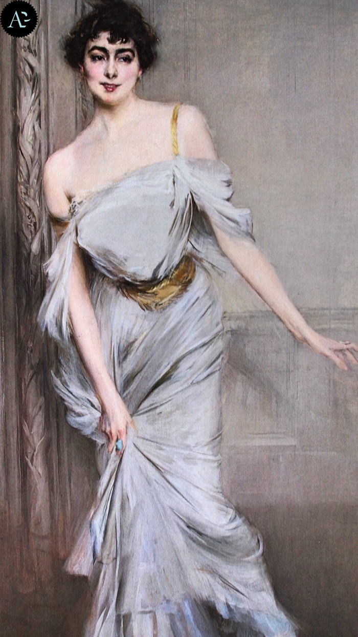 Giovanni Boldini | Madame Charles Max
