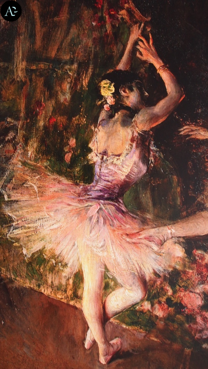 Giovanni Boldini | dancing school
