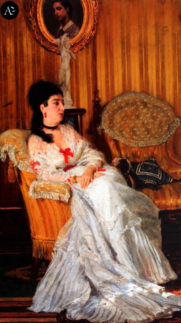 Giovanni Boldini | Countess Aloisi Papudoff