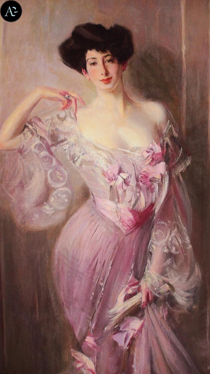 Giovanni Boldini, Ena Wertheimer (1902) - collezione privata