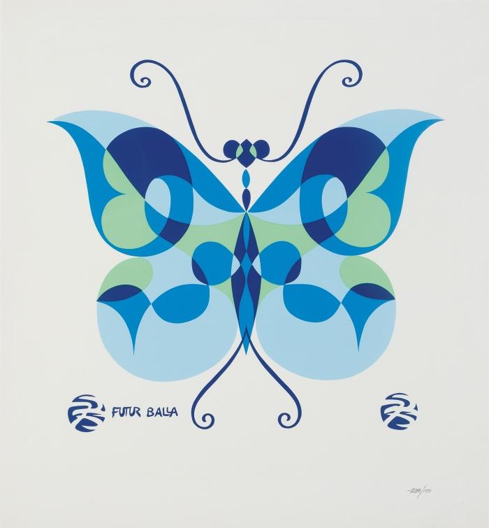 Giacomo Balla | Futurfarfalla