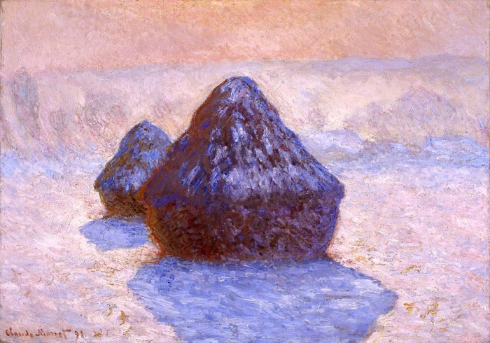 Claude Monet | Haystacks