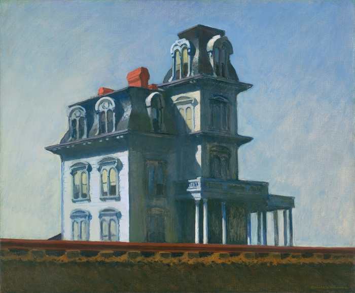 Edward Hopper | House by the Railroad