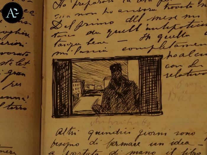Boccioni |diary