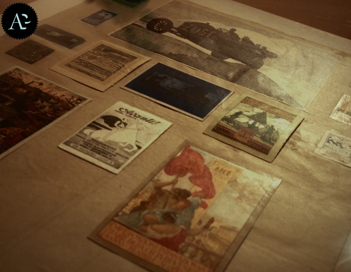 Boccioni a Milano | postcards