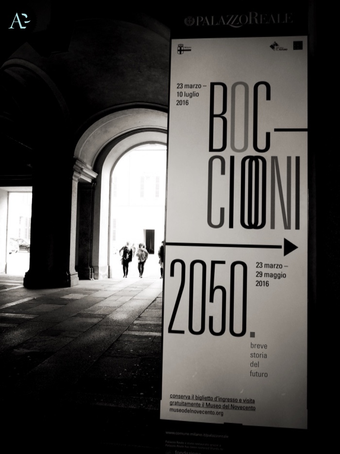 Umberto Bocconi | mostre Milano