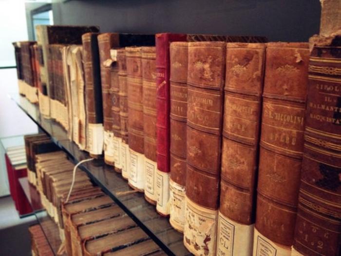 biblioteca | casa artusi