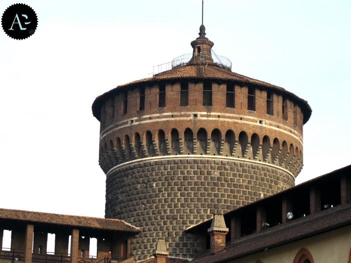 torre| castello Sforzesco