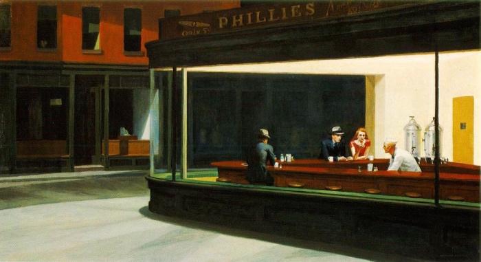 Edward Hopper | Nottambuli