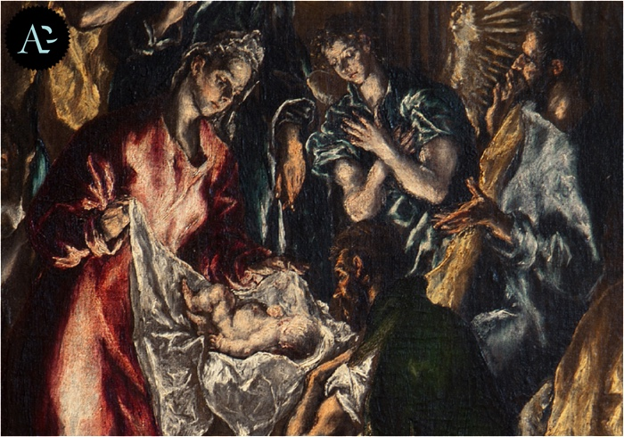 Adoration of the Shepherds | El Greco