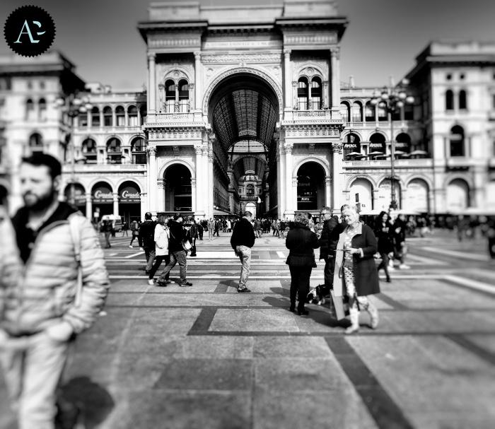 Galleria Vittorio Emanuele II | Piazza Duomo | Milano