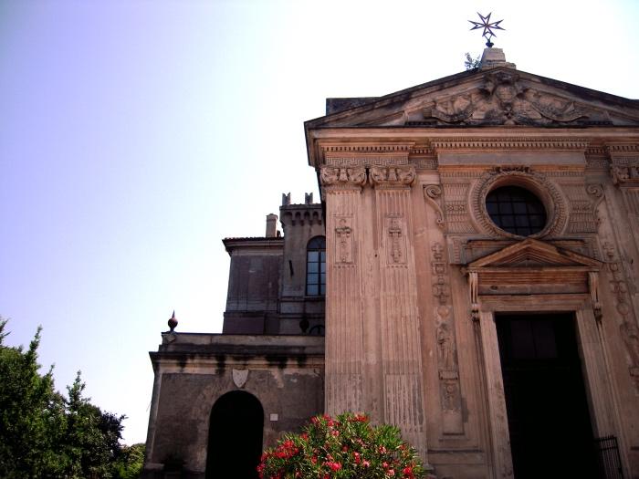 Chiesa Santa Maria del Priorato | Piranesi