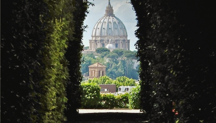 Basilica San Pietro| Villa dei Cavalieri di Malta