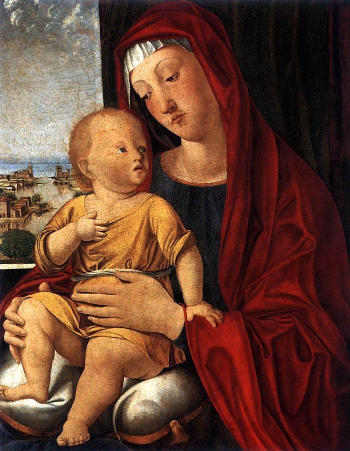 Alvise Vivarini | Virgin and Child