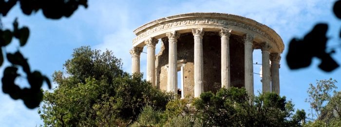 19 giugno Tivoli villa gregoriana