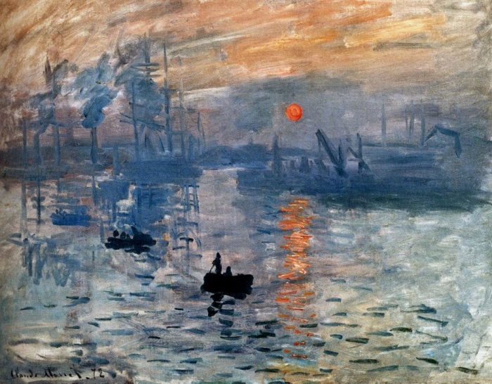 Claude Monet | Impression | Sunrise